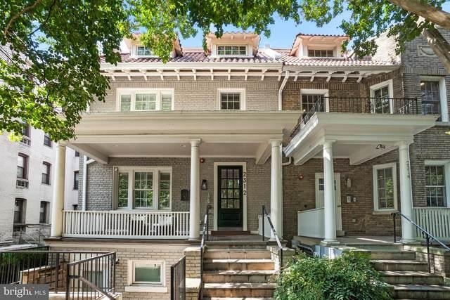 2312 Ashmead Place NW #2, WASHINGTON, DC 20009 (#DCDC2012876) :: Crossman & Co. Real Estate