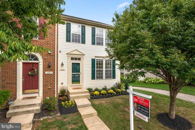 1455 Pangbourne Way, HANOVER, MD 21076 (#MDAA2009584) :: The Maryland Group of Long & Foster Real Estate