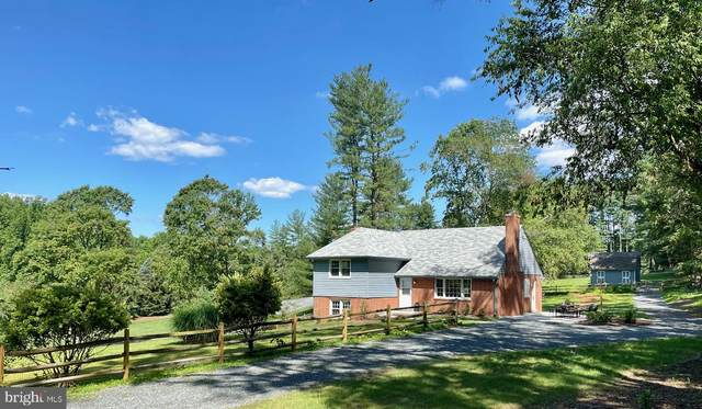 6962 Pindell School Road, FULTON, MD 20759 (#MDHW2004822) :: VSells & Associates of Compass