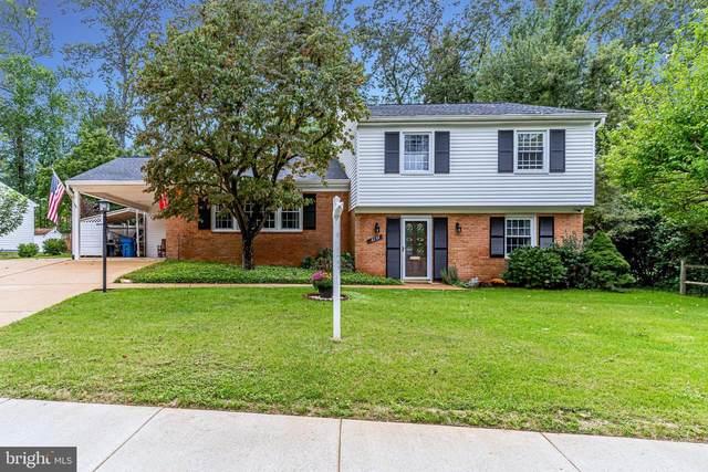 6157 Roxbury Avenue, SPRINGFIELD, VA 22152 (#VAFX2021304) :: The Maryland Group of Long & Foster Real Estate