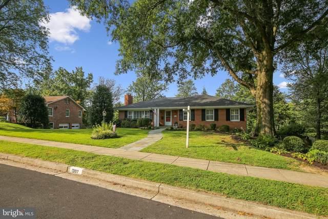 1307 Gatewood Drive, ALEXANDRIA, VA 22307 (#VAFX2021332) :: Realty Executives Premier