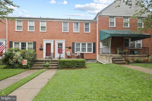 8110 Kirkwall Court, BALTIMORE, MD 21286 (#MDBC2010856) :: The Maryland Group of Long & Foster Real Estate