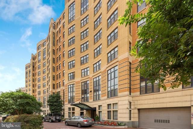 400 Massachusetts Avenue NW #721, WASHINGTON, DC 20001 (#DCDC2012918) :: Great Falls Great Homes