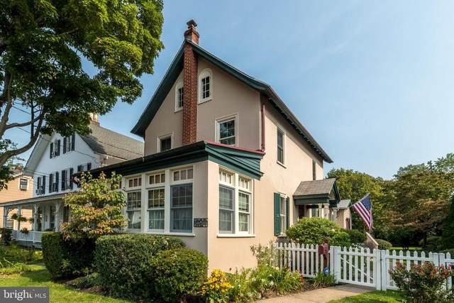 57 N Clinton Street, DOYLESTOWN, PA 18901 (#PABU2007800) :: Linda Dale Real Estate Experts