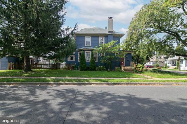 28 E Greenwood Avenue, HADDON TOWNSHIP, NJ 08107 (#NJCD2007200) :: Shamrock Realty Group, Inc