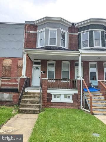 3631 W Belvedere Avenue, BALTIMORE, MD 21215 (#MDBA2012076) :: The Putnam Group