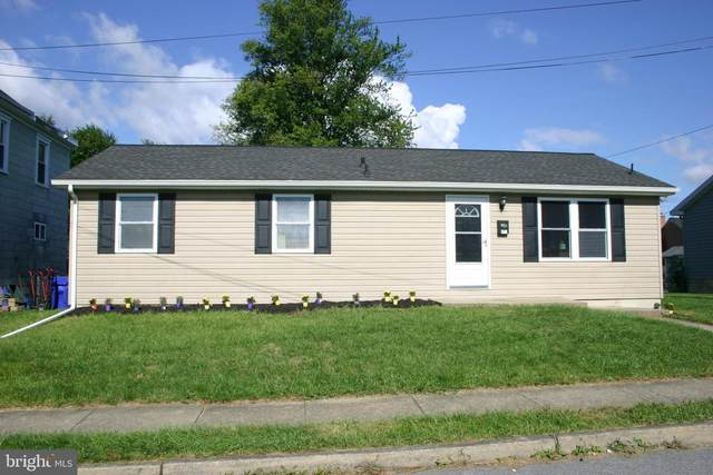 471 Mcdowell Avenue, HAGERSTOWN, MD 21740 (#MDWA2002224) :: The Maryland Group of Long & Foster Real Estate