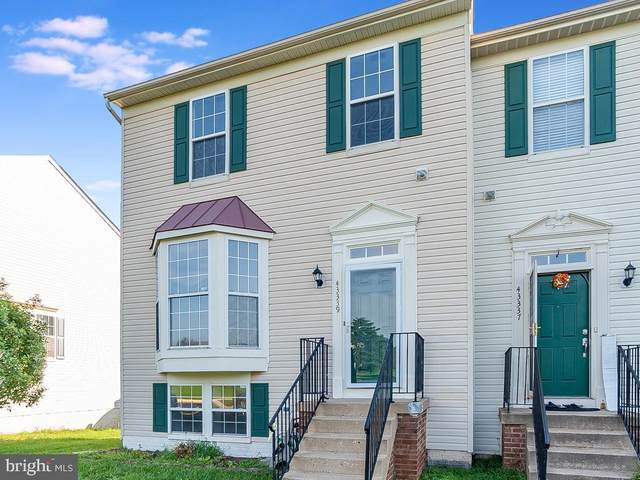 43339 Chokeberry Square, ASHBURN, VA 20147 (#VALO2008276) :: The Maryland Group of Long & Foster Real Estate