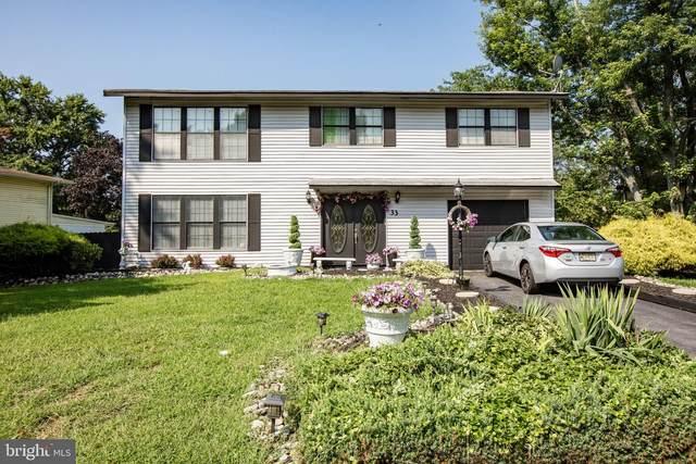 33 Stonegate Drive, EASTAMPTON, NJ 08060 (#NJBL2007158) :: Colgan Real Estate