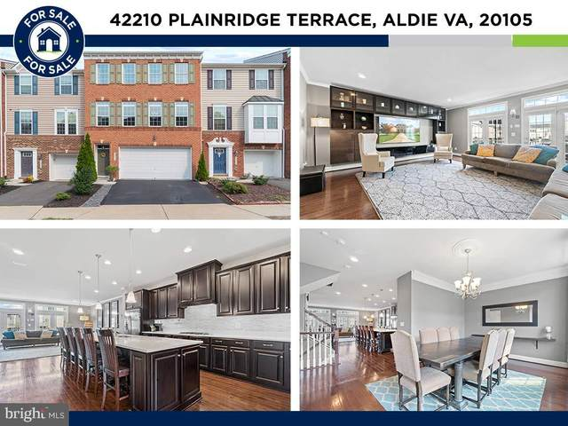 42210 Plainridge Terrace, ALDIE, VA 20105 (#VALO2008278) :: Corner House Realty