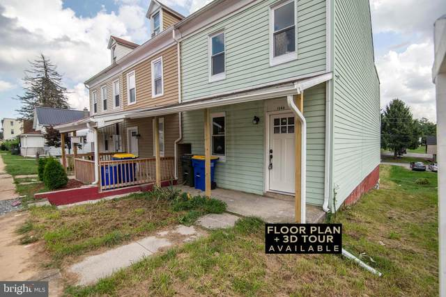1344 W College Avenue, YORK, PA 17404 (#PAYK2006042) :: The Craig Hartranft Team, Berkshire Hathaway Homesale Realty