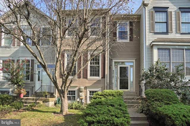 8010 Crabtree Place, GAITHERSBURG, MD 20879 (#MDMC2015590) :: Ultimate Selling Team
