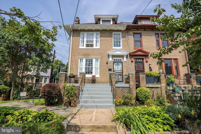 1325 Madison Street NW, WASHINGTON, DC 20011 (#DCDC2012942) :: The Maryland Group of Long & Foster Real Estate