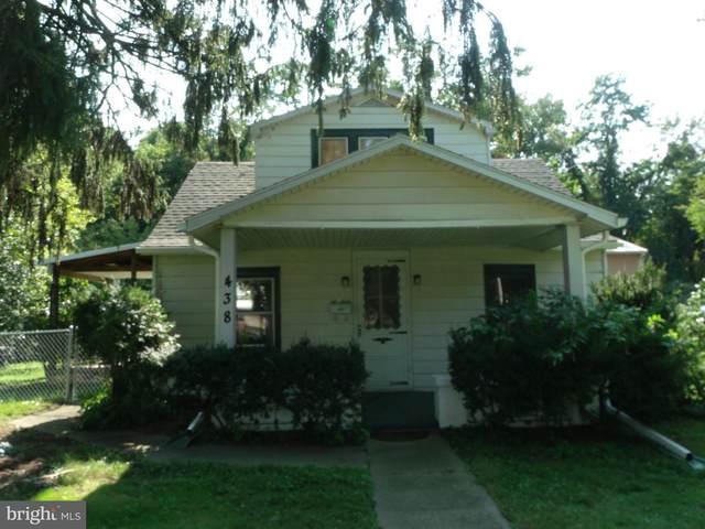 438 N 2ND Street, WORMLEYSBURG, PA 17043 (#PACB2003148) :: Colgan Real Estate