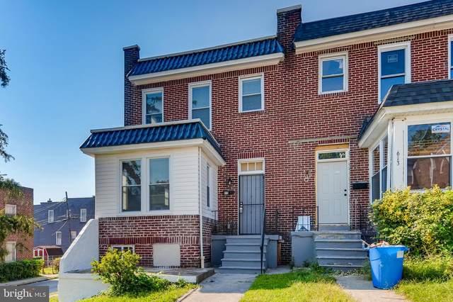 615 Radnor Avenue, BALTIMORE, MD 21212 (#MDBA2012120) :: The Mike Coleman Team