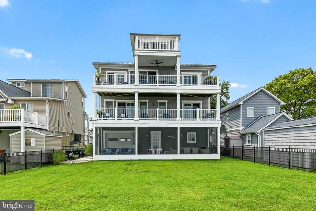 2811 Bay Drive, SPARROWS POINT, MD 21219 (#MDBC2010902) :: VSells & Associates of Compass