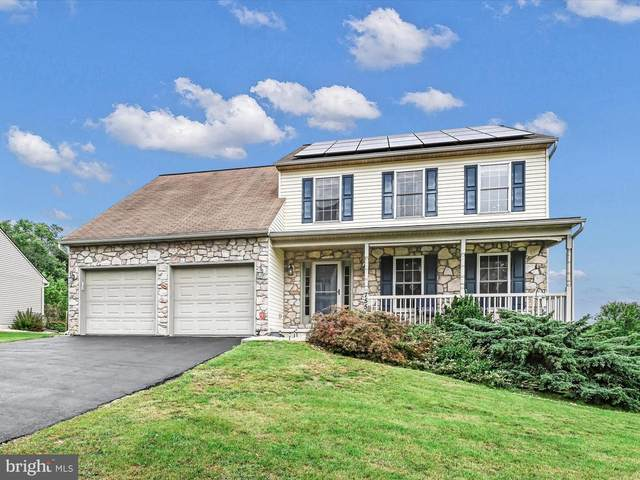 755 Apple Tree Lane, MOUNT WOLF, PA 17347 (#PAYK2006052) :: The Joy Daniels Real Estate Group