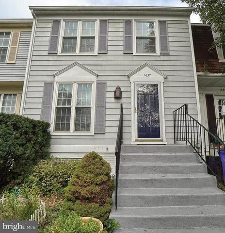 1657 Colonial Way, FREDERICK, MD 21702 (#MDFR2005804) :: Teal Clise Group