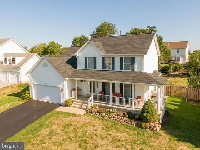 309 Senseny Glen Drive, WINCHESTER, VA 22602 (#VAFV2001790) :: Colgan Real Estate