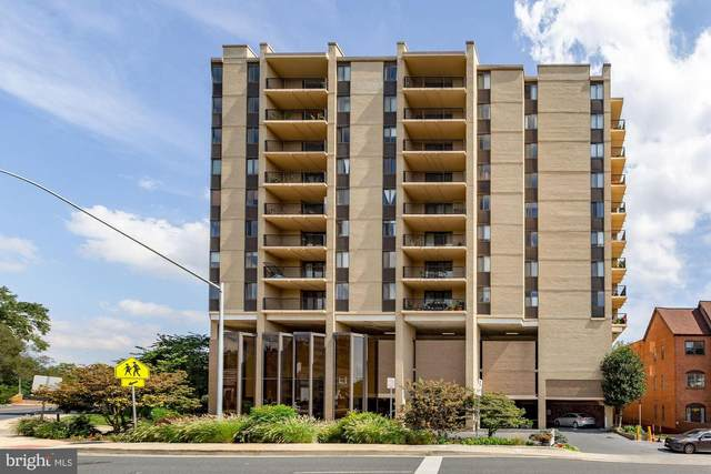4242 East West Highway #502, CHEVY CHASE, MD 20815 (#MDMC2015660) :: AJ Team Realty