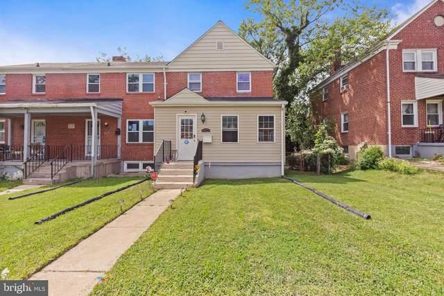 1901 E Belvedere Avenue, BALTIMORE, MD 21239 (#MDBA2012168) :: CENTURY 21 Core Partners