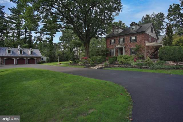 410 W Prospect Avenue, NORTH WALES, PA 19454 (#PAMC2011014) :: Colgan Real Estate