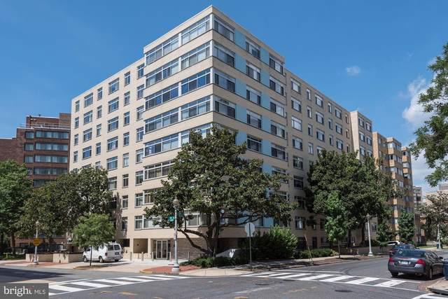 2401 H Street NW #305, WASHINGTON, DC 20037 (#DCDC2013058) :: The Matt Lenza Real Estate Team