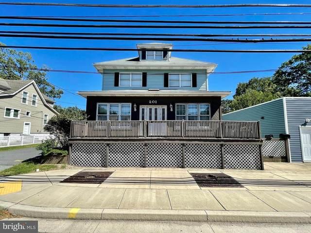 201 S Marlyn Avenue, BALTIMORE, MD 21221 (#MDBC2010946) :: Shamrock Realty Group, Inc