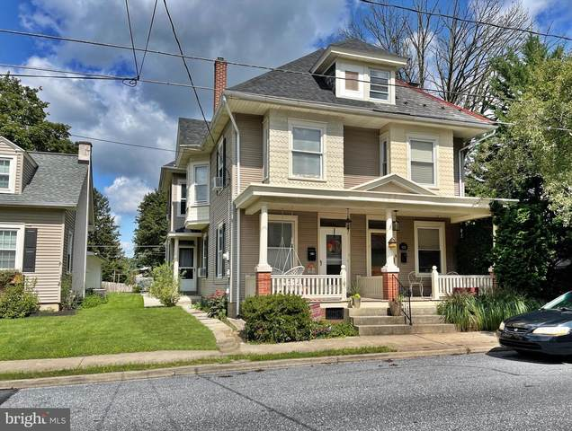 109 E Lincoln Avenue, LITITZ, PA 17543 (#PALA2005228) :: The Craig Hartranft Team, Berkshire Hathaway Homesale Realty