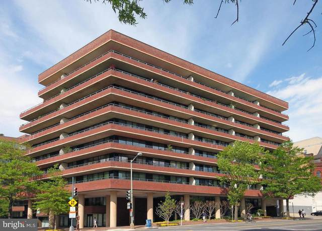 2555 Pennsylvania Avenue NW #214, WASHINGTON, DC 20037 (#DCDC2013066) :: Corner House Realty