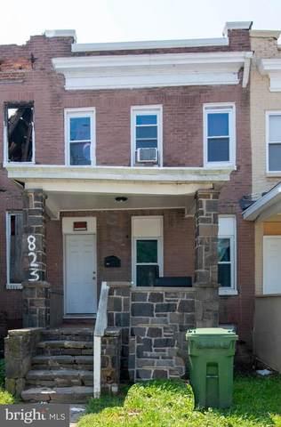 823 E Patapsco Avenue, BALTIMORE, MD 21225 (#MDBA2012210) :: Pearson Smith Realty