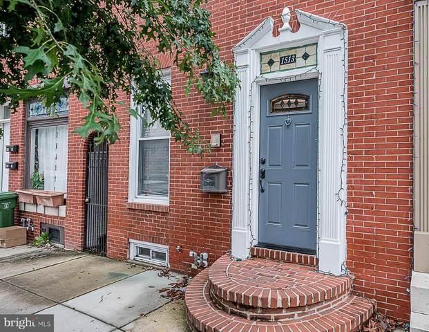 1513 S Hanover Street, BALTIMORE, MD 21230 (#MDBA2012216) :: The Dailey Group