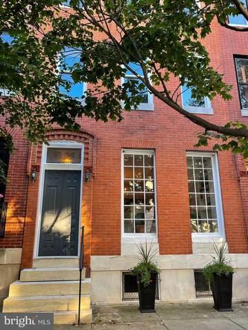 1430 John Street, BALTIMORE, MD 21217 (#MDBA2012220) :: The Putnam Group