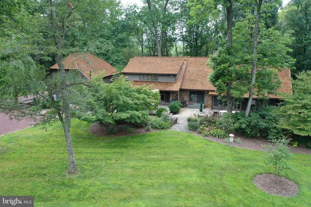 6030 Lower Mountain Road, NEW HOPE, PA 18938 (#PABU2007884) :: ExecuHome Realty
