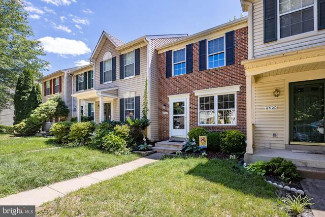 6822 Chasewood Circle, CENTREVILLE, VA 20121 (#VAFX2021576) :: Debbie Dogrul Associates - Long and Foster Real Estate