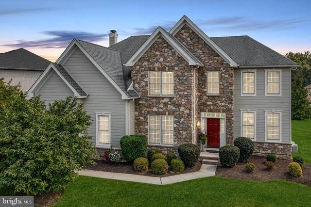 210 Prescott Drive, CHESTER SPRINGS, PA 19425 (#PACT2007328) :: Boyle & Kahoe Real Estate