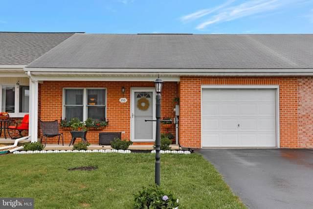 210 Winding Oak Drive, HAGERSTOWN, MD 21740 (#MDWA2002250) :: Bic DeCaro & Associates