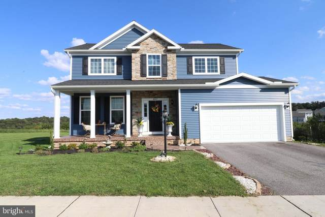 8437 Diamond Run Court, SEVEN VALLEYS, PA 17360 (#PAYK2006088) :: The Heather Neidlinger Team With Berkshire Hathaway HomeServices Homesale Realty