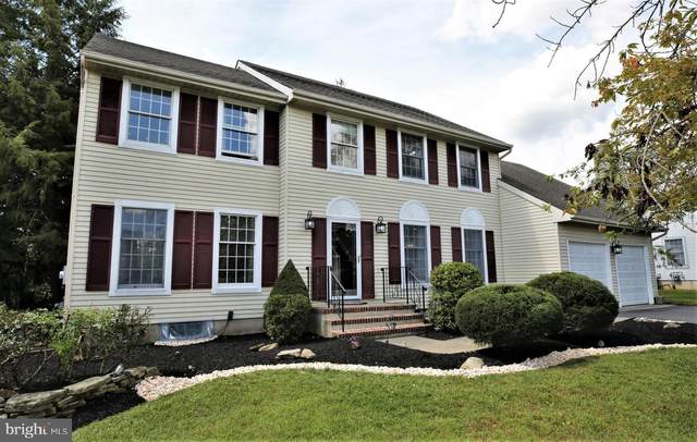 57 Wexford Drive, MONMOUTH JUNCTION, NJ 08852 (#NJMX2000754) :: Realty Executives Premier