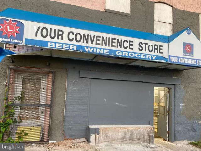 3000 Windsor Avenue, BALTIMORE, MD 21216 (#MDBA2012266) :: CENTURY 21 Core Partners