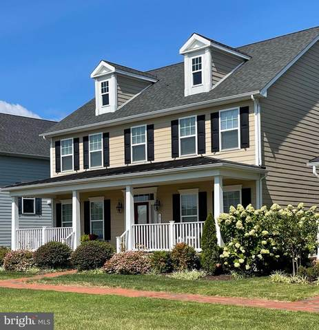 313 Thomas White Boulevard, CHESTER, MD 21619 (#MDQA2001032) :: Great Falls Great Homes