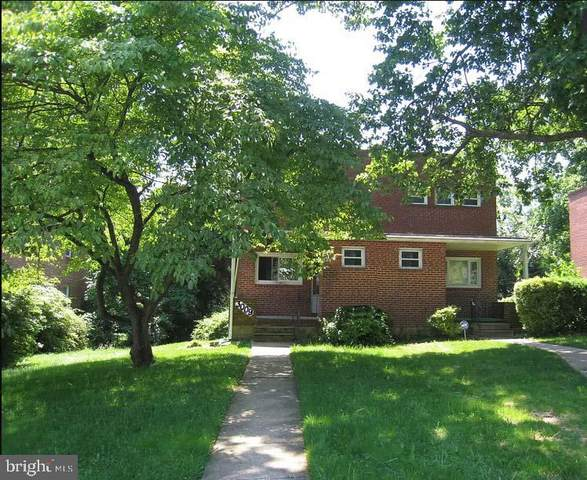 3009 Glen Avenue, BALTIMORE, MD 21215 (#MDBA2012278) :: The Putnam Group