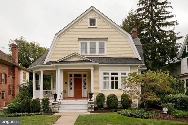 408 S Washington Street, WINCHESTER, VA 22601 (#VAWI2000560) :: Berkshire Hathaway HomeServices McNelis Group Properties