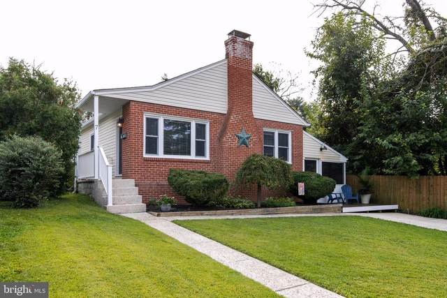 7 August Avenue, CATONSVILLE, MD 21228 (#MDBC2011006) :: Corner House Realty