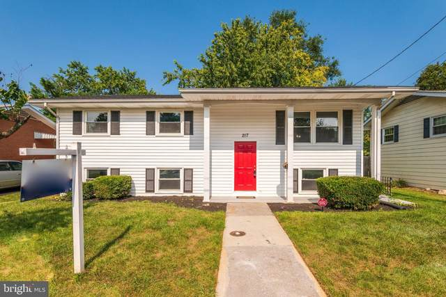 217 Wood Avenue, WINCHESTER, VA 22601 (#VAWI2000562) :: Realty Executives Premier