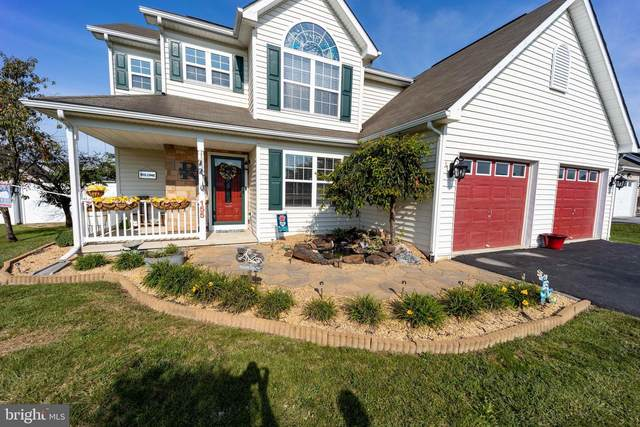 155 Fenimore Drive, INWOOD, WV 25428 (#WVBE2002650) :: Realty Executives Premier
