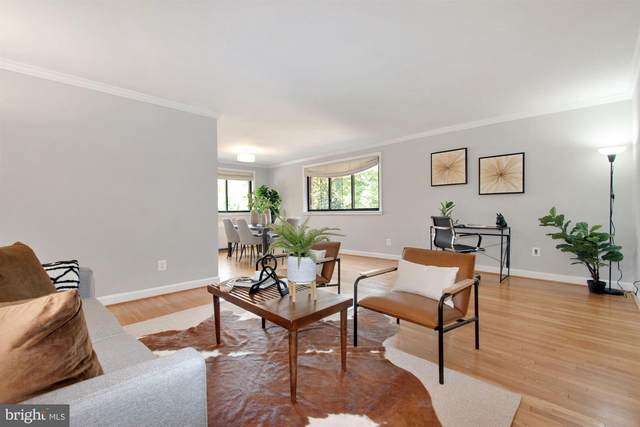 2725 39TH Street NW #415, WASHINGTON, DC 20007 (#DCDC2013164) :: Ultimate Selling Team