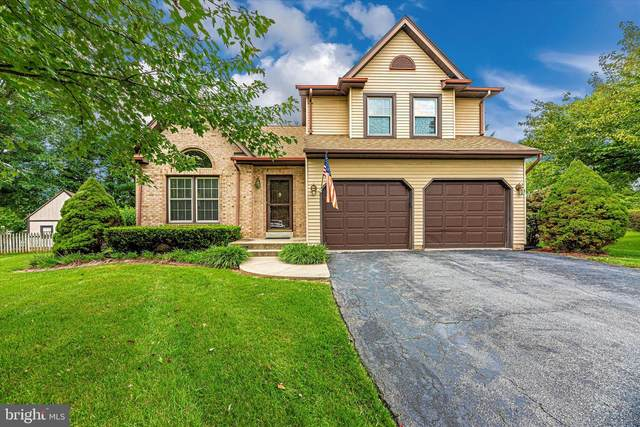 207 Tanglewood Court, WALKERSVILLE, MD 21793 (#MDFR2005870) :: New Home Team of Maryland
