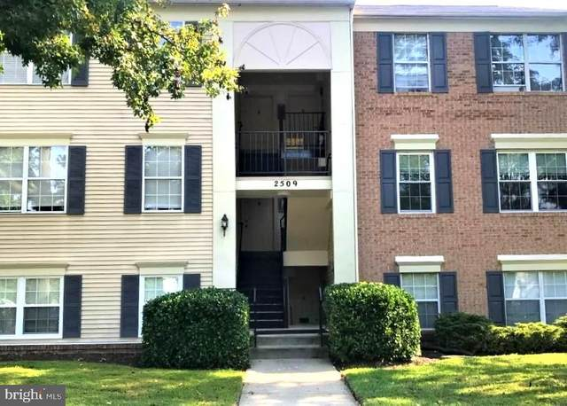 2509 Mcveary Court D, SILVER SPRING, MD 20906 (#MDMC2015766) :: The Gold Standard Group
