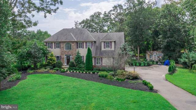 16 Hidden Lake Drive, CAPE MAY COURT HOUSE, NJ 08210 (#NJCM2000270) :: VSells & Associates of Compass